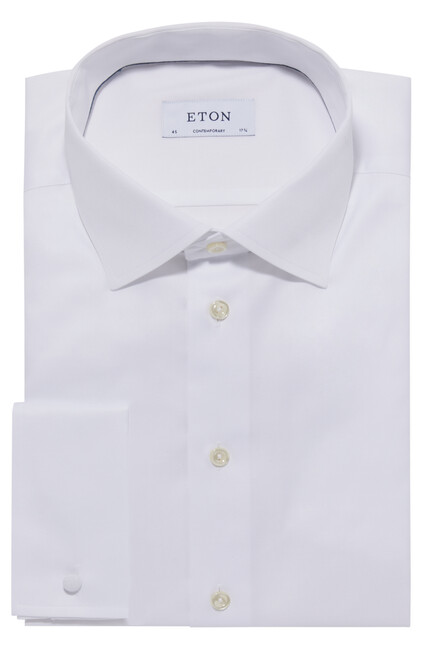 قميص بوبلين