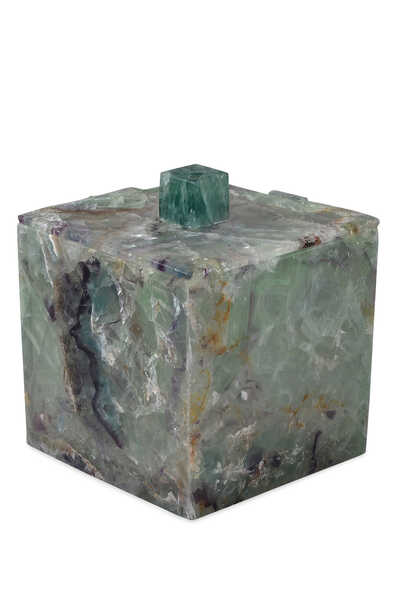 MAL Container Taj Fluorite Green/Gold:Green :One Size
