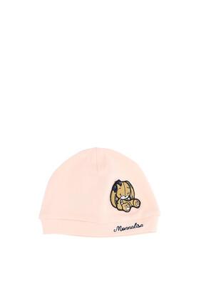قبعة قطن بشعار الماركة