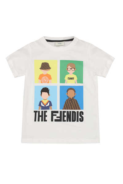 تي شيرت جيرسيه مطبوع بكلمة Friends