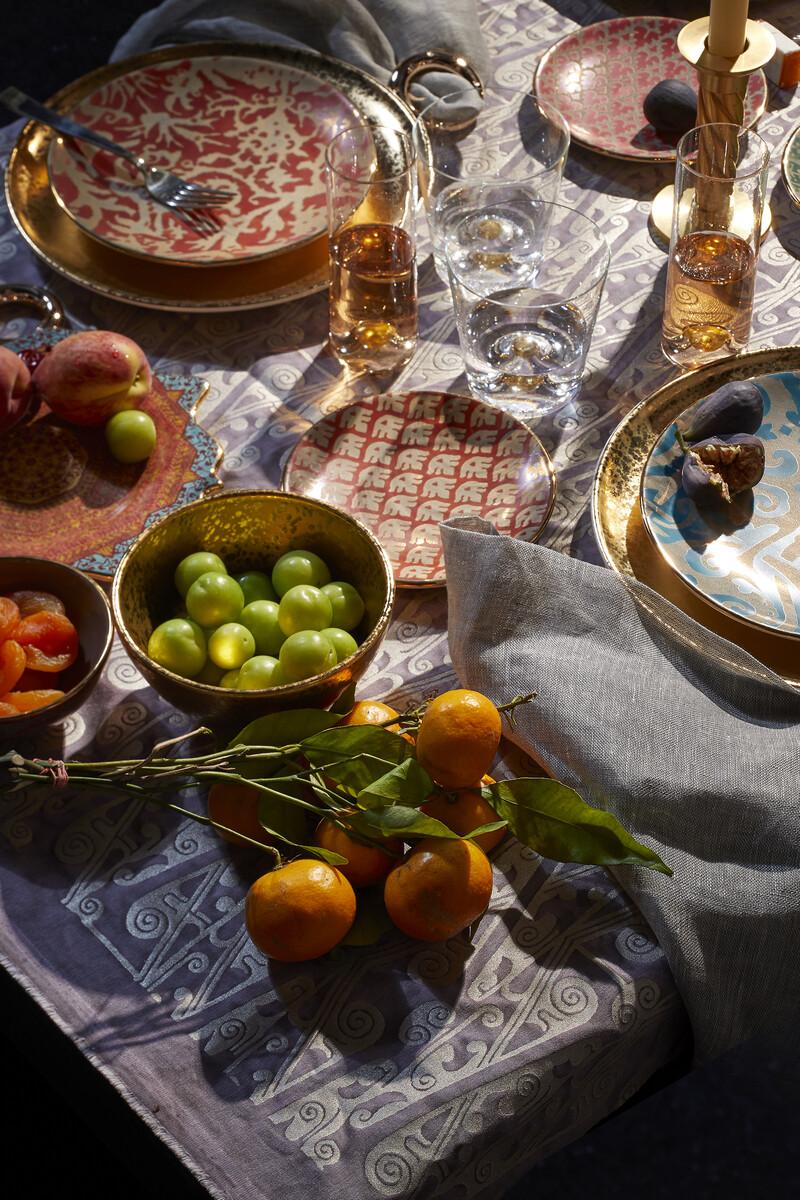 طقم أطباق فورتوني متنوعة للحلويات، 4 قطع image number 3