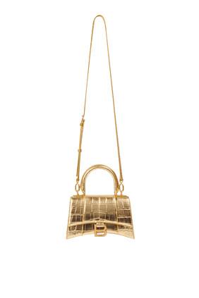 حقيبة بيد علوية وتصميم مقوس حجم XS