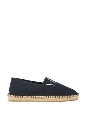 حذاء إسبادريل قنب بشعار الماركة