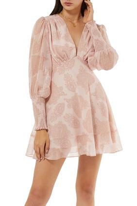 فستان كلير واي قصير