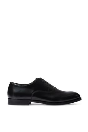 حذاء أكسفورد جلد كلاسيكي
