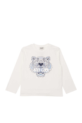 قميص بطبعة نمر
