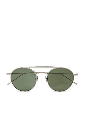 نظارة شمسية كالشوت بإطار قابل للطيّ