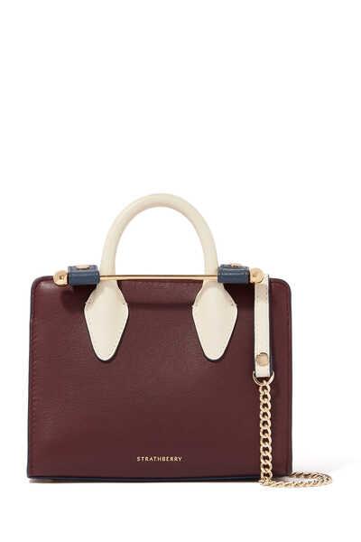 حقيبة يد نانو بثلاثة ألوان
